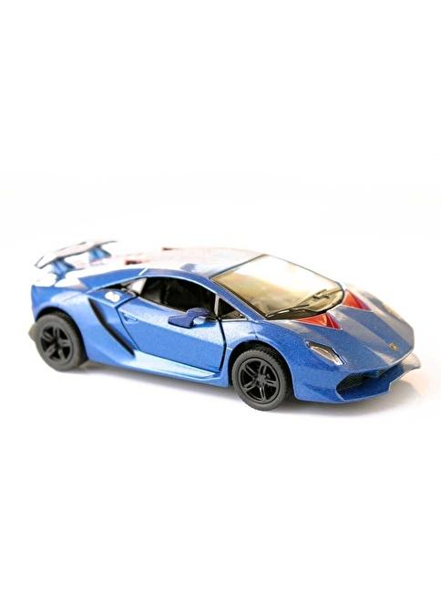Kinsmart  Lamborghini Sesto Elemento 1/38   Mavi